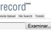 Replica un archivo en múltiples sitios de alojamiento con Drop Record
