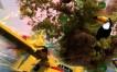 Las mejores texturas, brushes y tutoriales de Photoshop de mayo