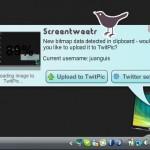 Cómo twittear una captura de pantalla