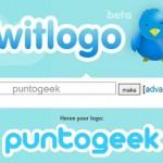 Generador de logos estilo Twitter