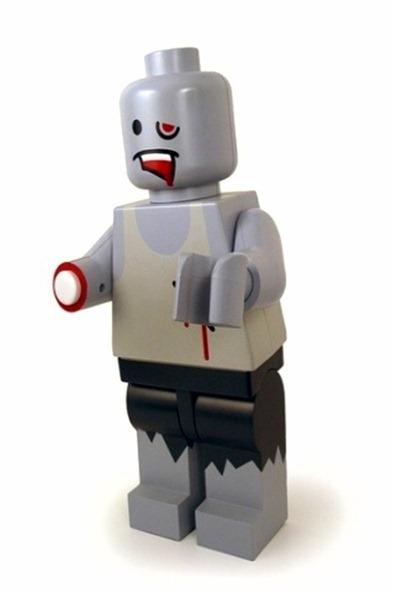 Zombie LEGO