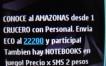 +813: SPAM por SMS desde Personal Argentina