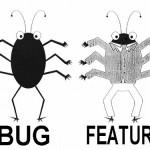 Humor: La diferencia entre un bug y una nueva característica