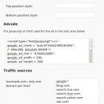 Mostrar AdSense sólo a visitas de buscadores en WordPress