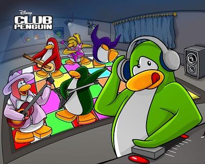club penguin pinguinea por la isla y has nuevos amigos Club-Penguin