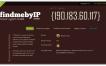 FindMeByIP, para saber tu IP actual y ver información sobre tu navegador