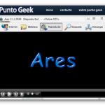Ares 2.1.2, otra versión que sí se conecta perfecto