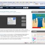 Versión portable de Firefox destinada a diseño web