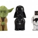 USBs de los personajes de Star Wars