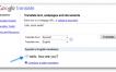 Google Translate con pronunciación de las traducciones