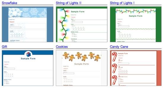 Plantillas navideñas para Google Docs | Punto Geek