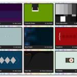 Fondos de pantalla minimalistas en Simple Desktops