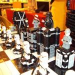Geek al cubo: Ajedrez + Lego + Star Wars
