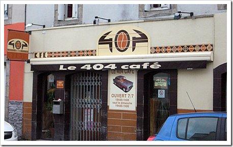 cafe 404