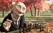 El juego de Geri: Corto animado de Pixar