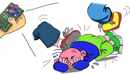 El bullying en animacion - Imagui