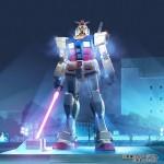 Nuevamente ensamblarán un Gundam a escala real