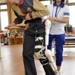 Un exoesqueleto robótico muy avanzado