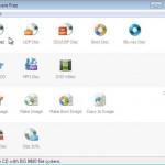 BurnAware Free: grabando CDs usando sólo un 1% del CPU