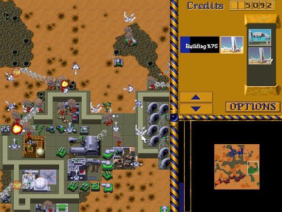 игры sega dune 2