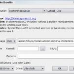 Crea USBs booteables con UNetbootin