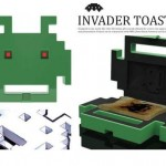 Space Invaders llega a las tostadas
