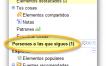 Eliminar los compartidos por tus contactos en Google Reader