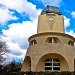 The Einstein Tower: Un observatorio astronómico, al mejor estilo Hobbit