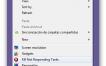 Matar aplicaciones que no responden desde el menú contextual