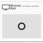 MinimalWall: Sitio con wallpapers minimalistas