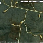 Imagen curiosa: Un hub USB en Google Maps