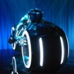 "La ""moto de luz"" de Tron en la vida real"