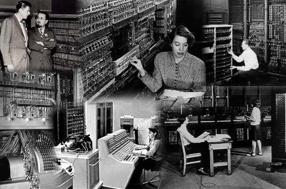 Imagenes de la primera computadora del mundo