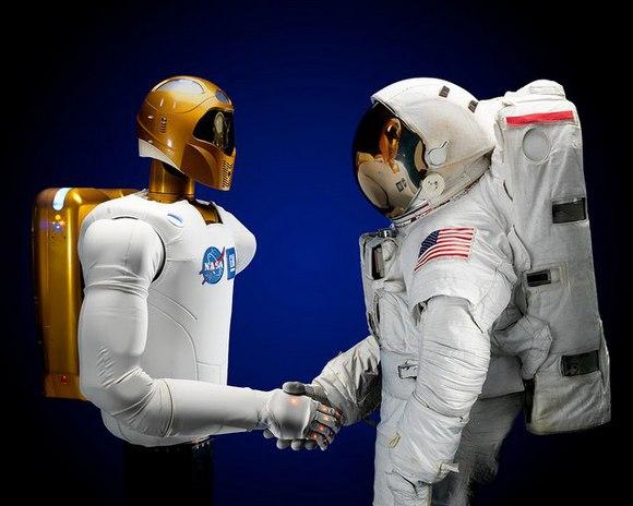 el Robot de la Nasa que twitteara en el espacio