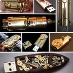 36 increíbles mods Steampunk de computadoras