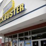 Empleados de Blockbuster marchan contra la piratería para defender sus puestos de trabajo
