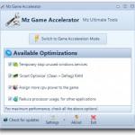 Programa para optimizar la PC a la hora de jugar