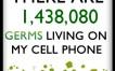 Test para saber cuántos gérmenes viven en tu teléfono