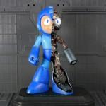 La anatomía de Mega Man