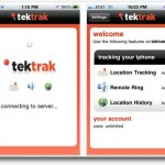 TekTrack, app para encontrar tu iPhone robado