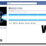 Arte geek en el nuevo perfil de Facebook [Imagen]