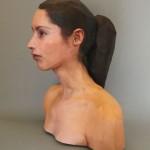 Retratos de papel en 3D