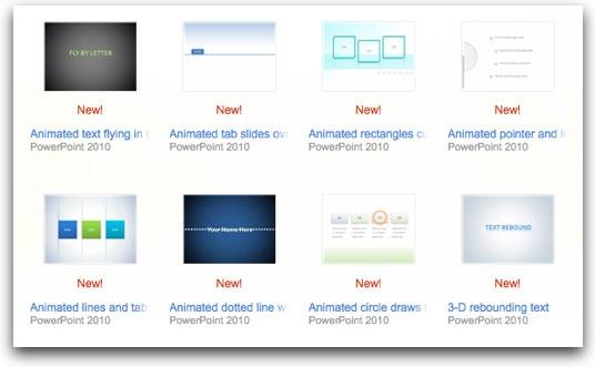 descargar plantillas de powerpoint 2010 gratis