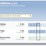 WorldTimeBuddy, para saber qué hora es en otros países