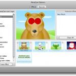 ManyCam, agregar efectos y animaciones al video de nuestra webcam