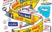 Lo que pasa en dos horas de Social Media
