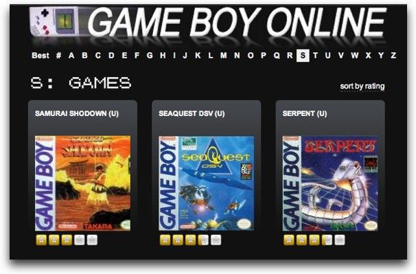 Play Boy Games Online