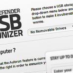 BitDefender USB Immunizer, protege tus dispositivos USB de malware