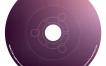 Artwork oficial para el disco de Ubuntu 11.04