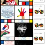 Resuelve el cubo Rubik en 20 movimientos (Infografía)